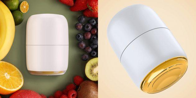 Новый стерилизатор для холодильника от Xiaomi позволит дольше сохранить продукты свежими