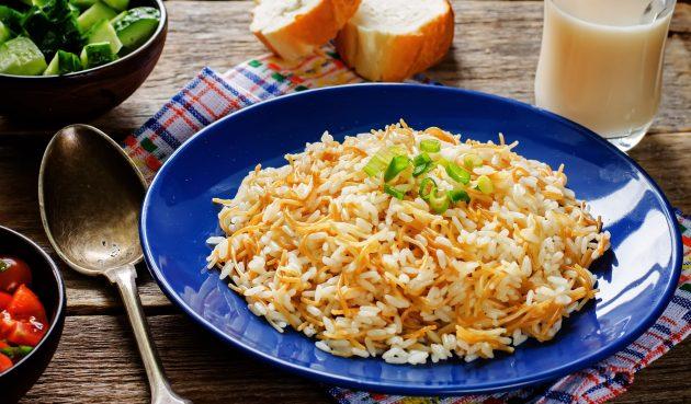 Рис по-турецки — пилав