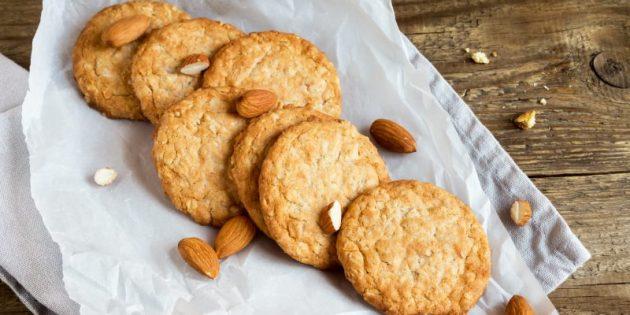 Продукты на карантин: Конфеты и печенье
