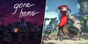 Epic Games Store раздаёт детективный квест Gone Home и яркую адвенчуру Hob