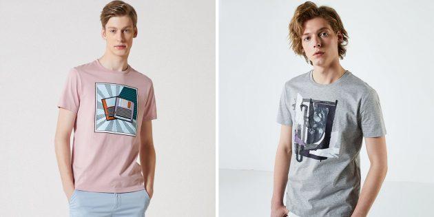 Магазины AliExpress с крутыми футболками: Selected