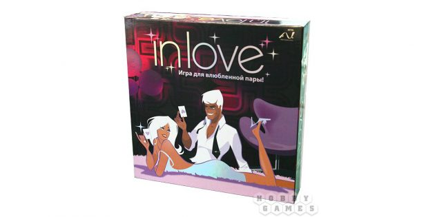 Сексуальные игры: In Love