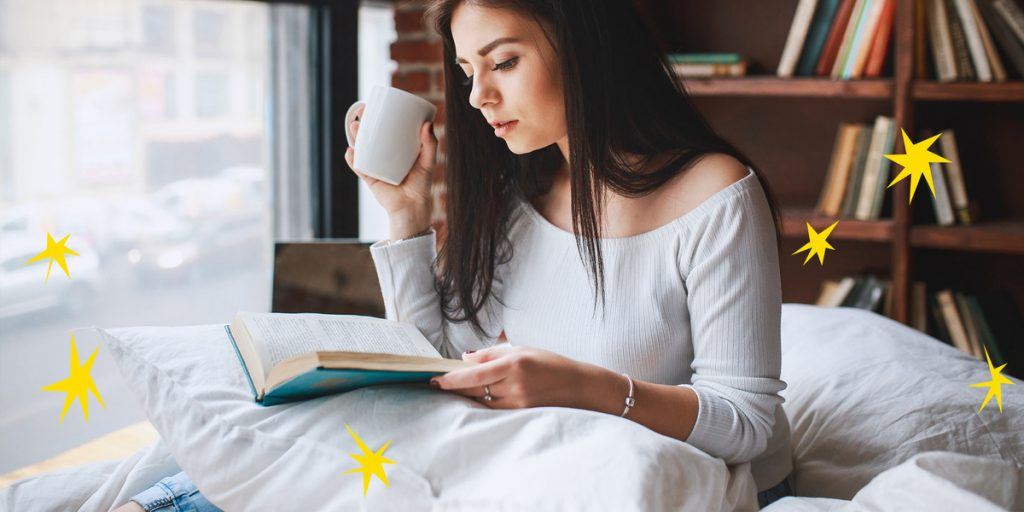 Полезные занятия дома: прочитайте несколько книг из списка BBC