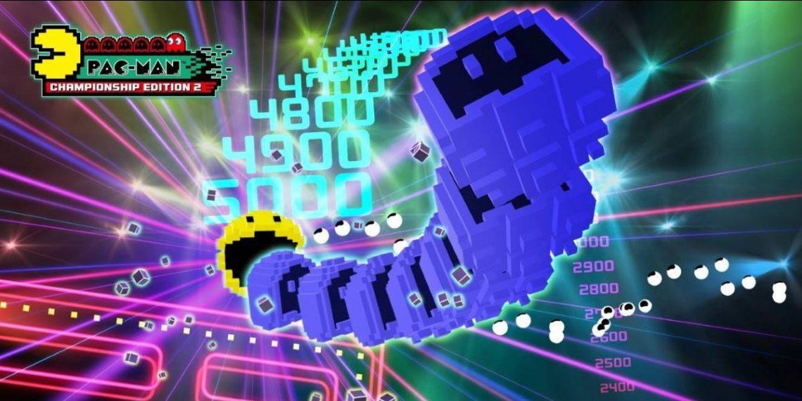 Раздача Pac-Man Championship Edition 2 для PlayStation 4