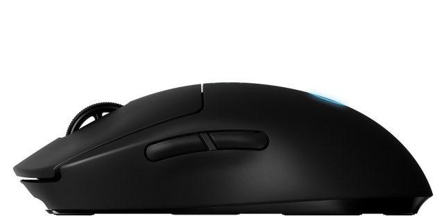 как выбрать игровую мышь: Logitech G Pro Wireless