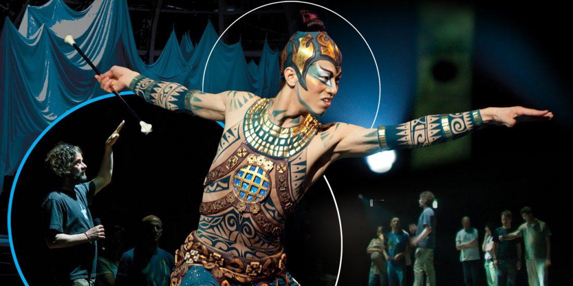 Новое выступление «Цирка дю Солей» покажут онлайн