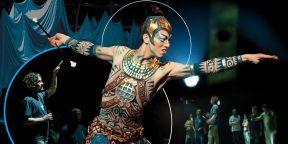 Ещё одно выступление «Цирка дю Солей» покажут на YouTube