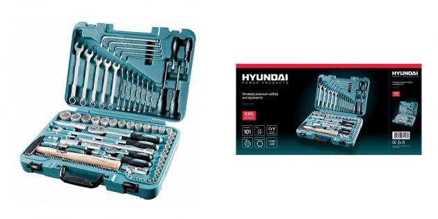 Набор инструментов Hyundai