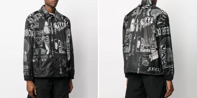 Куртка-рубашка Diesel