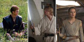 Disney выпустила эпичный трейлер всех 9 эпизодов «Звёздных войн»
