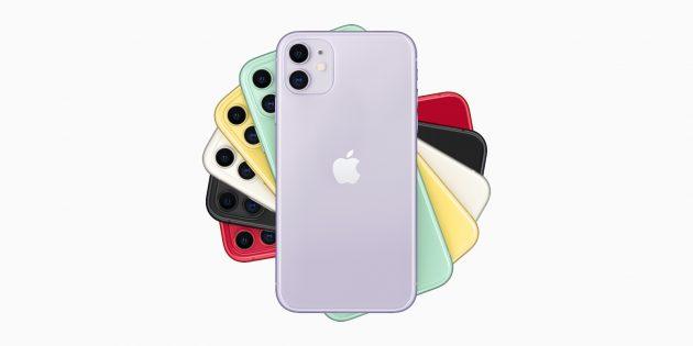 iPhone 11 на 128 ГБ