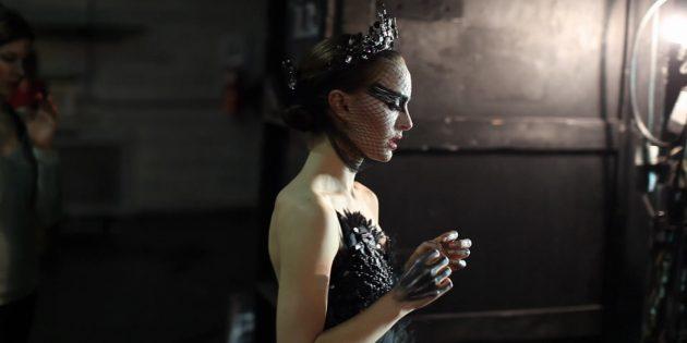 Фильмы про танцы: «Чёрный лебедь»