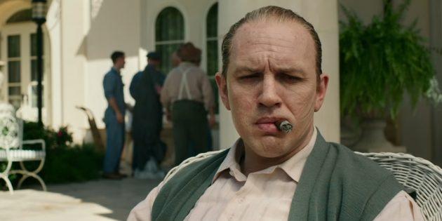 Том Харди в роли Аль Капоне в трейлере драмы «Лицо со шрамом»