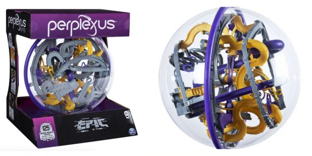 Other Games Perplexus