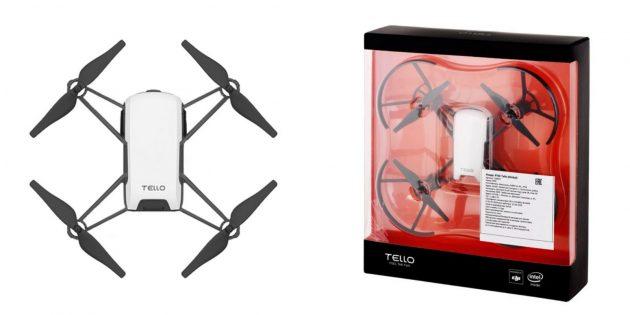Квадрокоптер DJI Tello