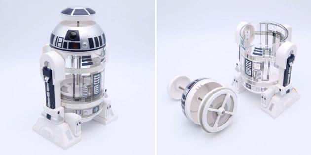 Кофейник R2-D2