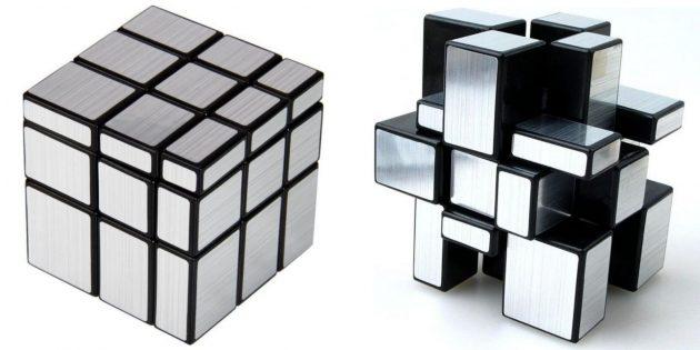 Teaching «Зеркальный кубик»