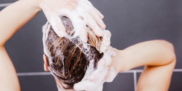 Как покрасить волосы: смойте краску