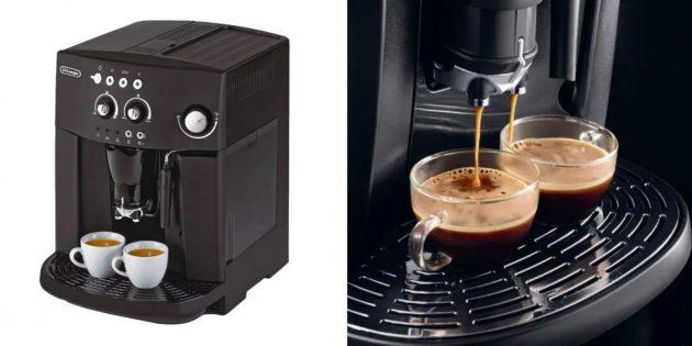 Автоматическая кофемашина De'Longhi Magnifica ESAM 4000