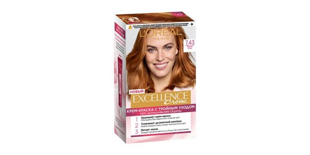 Уход за собой дома: краска для волос