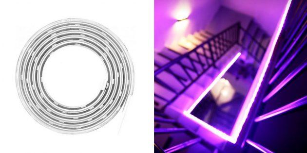 Умная светодиодная лента Xiaomi Yeelight