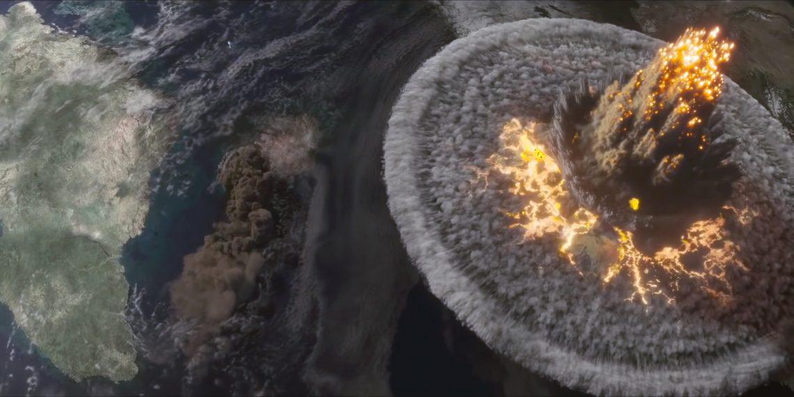 Вышел трейлер фильма-катастрофы «Гренландия»