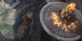 На Землю падает астероид: вышел трейлер фильма-катастрофы «Гренландия»