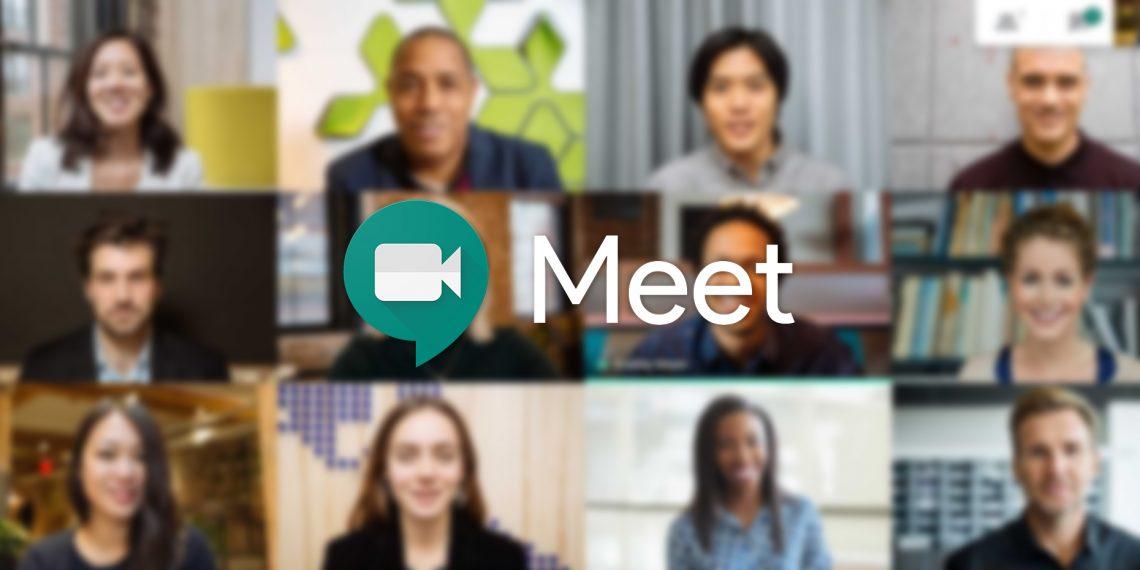 Google Meet будет доступен всем пользователям