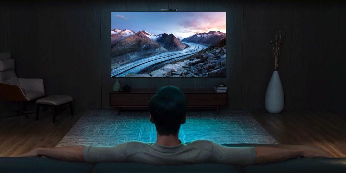 Huawei представила Smart Screen X65 с 14 динамиками