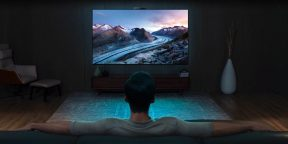 Huawei представила умный телевизор с выдвижной камерой и 14 динамиками