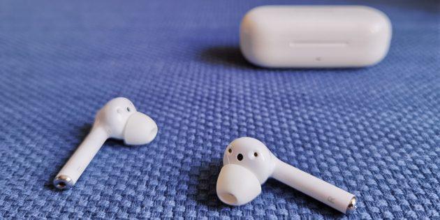 Внешний вид и комплектация Magic EarBuds