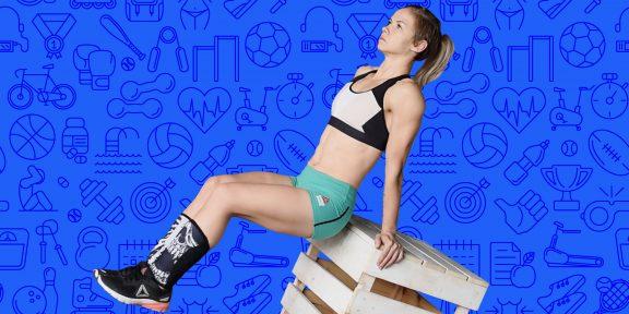 Тренировка дня: 4 упражнения поддержат мышцы в тонусе