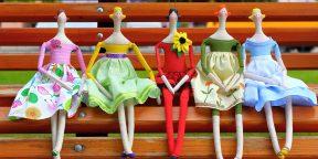 Как сшить милую куклу Тильду своими руками