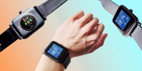 Обзор Amazfit Bip S — умных часов с необычным экраном