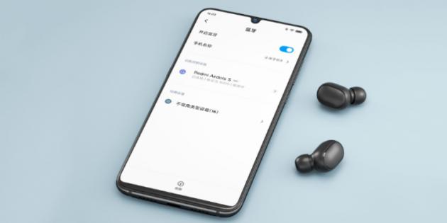 Xiaomi представила обновлённые TWS-наушники Redmi AirDots S
