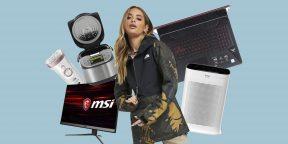 Скидки недели на игровой ноутбук Asus, набор инструментов Hyundai, сумку-тоут Love Moschino и другие дорогие товары
