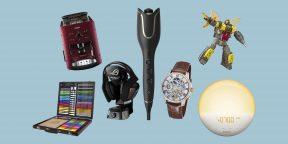 Скидки недели на парогенератор Tefal, световой будильник Philips, фен Dyson и другие дорогие товары