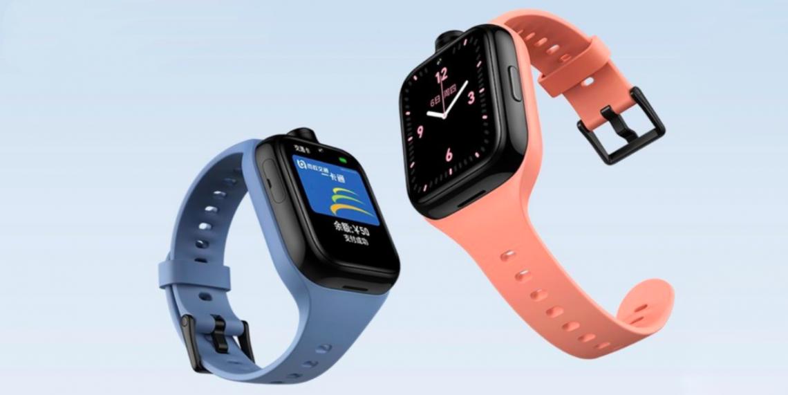 Xiaomi представила детские смарт-часы Mi Bunny 4