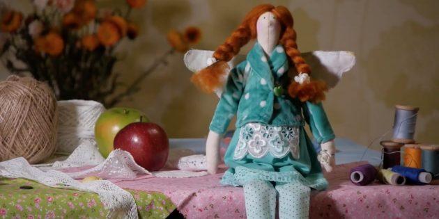 Как сделать куклу Тильду своими руками