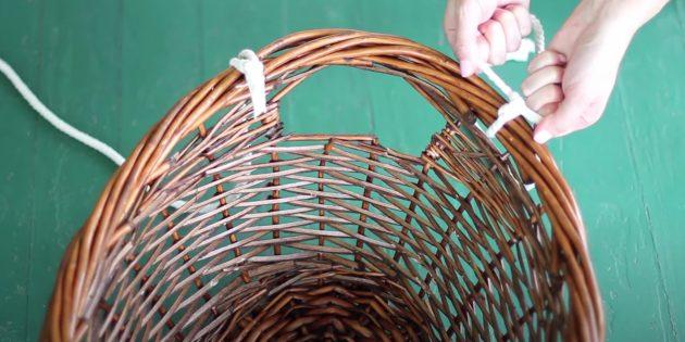 Как сделать лежанку для кота своими руками: привяжите вторую верёвку