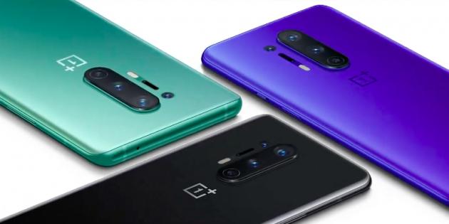 OnePlus 8 и OnePlus 8 Pro представлены официально: крутые камеры и быстрая зарядка