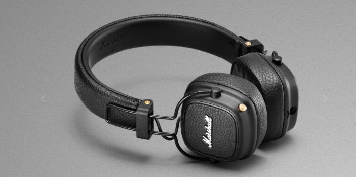 Цена дня: Marshall Major III Bluetooth за 4 836 рублей