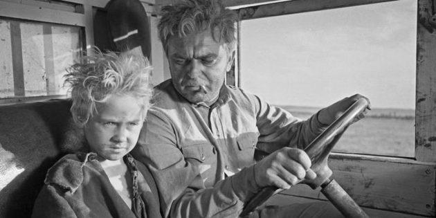 Фильмы про ВОВ: «Судьба человека»