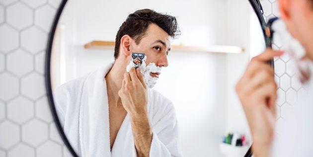 как мужчине ухаживать за собой: не зарастать волосами