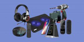 Всё для мужика: 3D-принтер, USB-хаб и винтовёрт Metabo