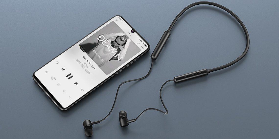 Xiaomi показала Bluetooth-наушники Headset Line Free