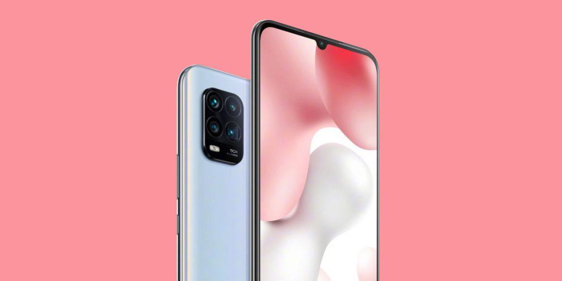 Xiaomi представила смартфон Mi 10 Youth Edition