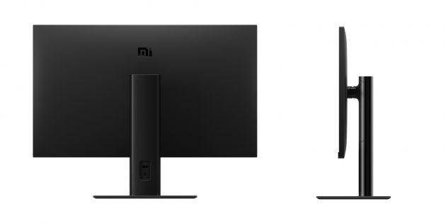 Xiaomi представила бюджетный монитор Mi Display 1A