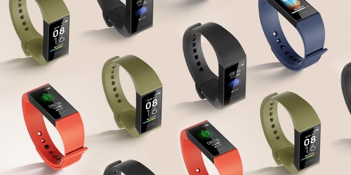 Xiaomi представила фитнес-браслет Redmi Band