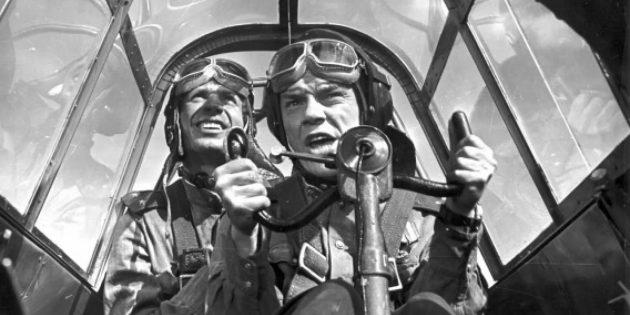 Фильмы о Великой Отечественной войне: «Хроника пикирующего бомбардировщика»